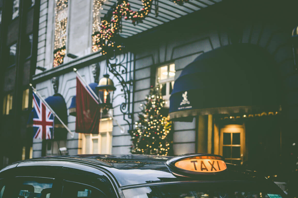 London's Most Luxurious Hotels